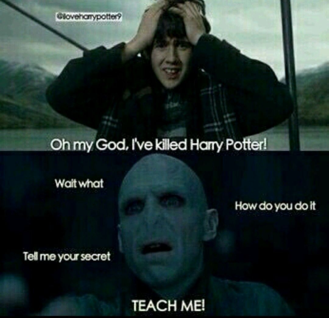 Harry Potter Lord Voldemort Is One Of The Most Powerful And Appall Villains In The History Of Boo Funny Harry Potter Jokes Harry Potter Puns Harry Potter Jokes