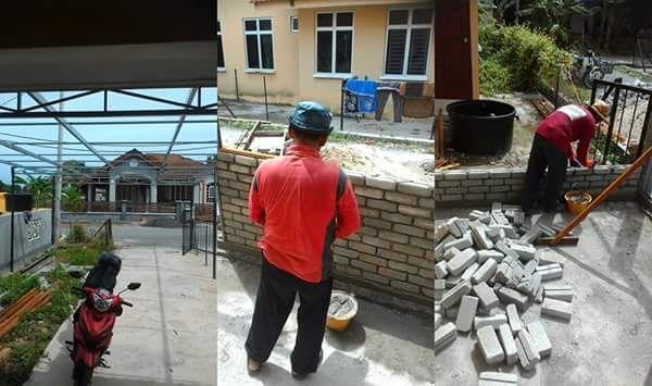 Mencari Pekerjaan Renovasi Rumah