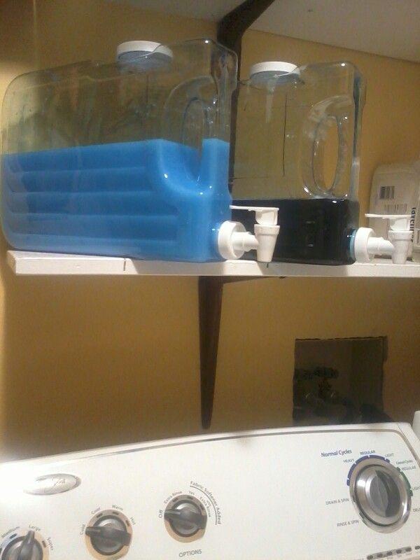 Laundry Room Detergent Dispenser Laundry Room Design Laundry
