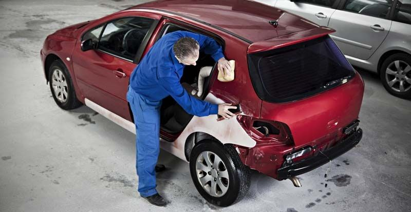 Collision San Antonio is a local body shop operated by the ...