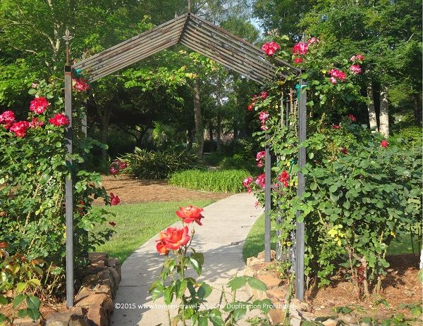 Attraction Of The Week Beaumont Botanical Gardens Botanical