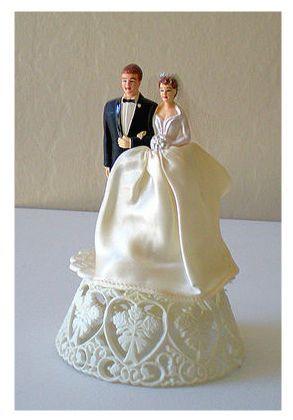 Wedding Cake Topper Bridal Cake Topper Vintage Wedding Cake Topper Custom Wedding Cake Toppers