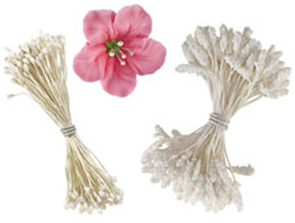 Finish your royal icing or gum paste flowers with a beautiful natural look using…
