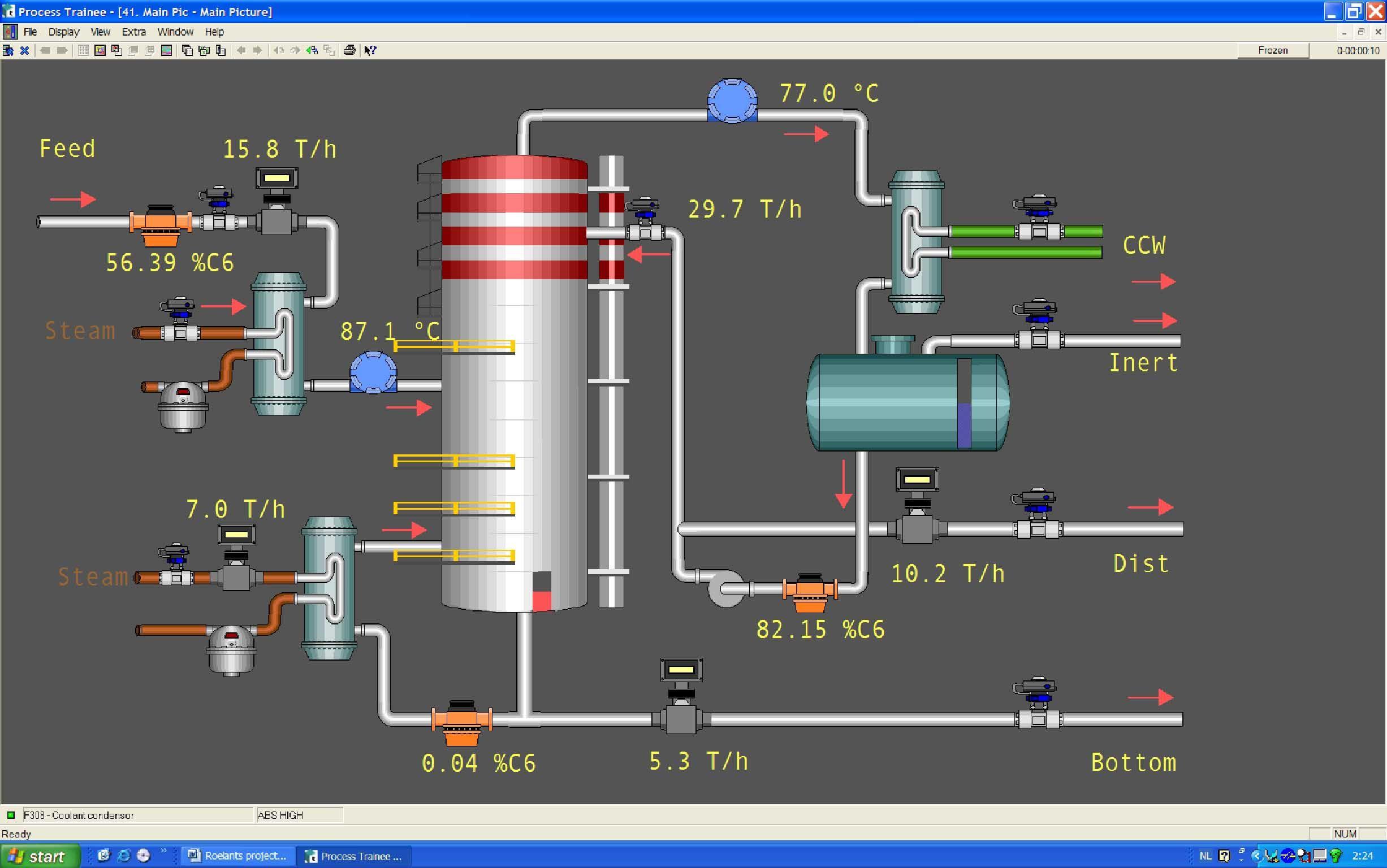 proces simulaties