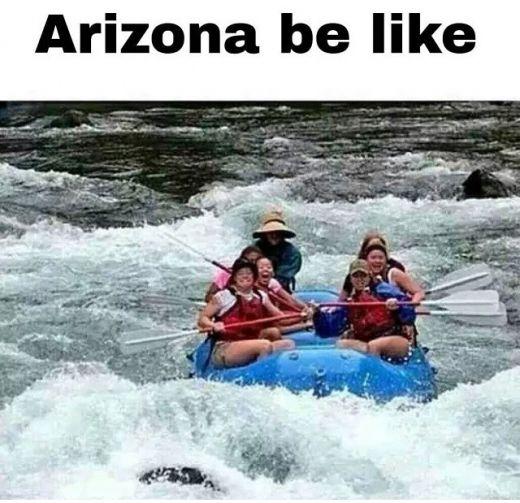 The Best Of Arizona Monsoon Memes 104 7 Kiss Fm Monsoon Flash