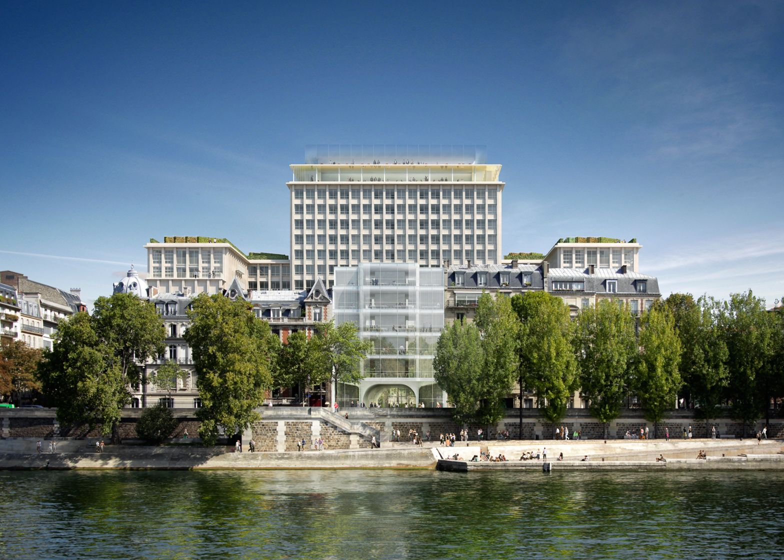 Morland mixite capitale by david chipperfield architects calq