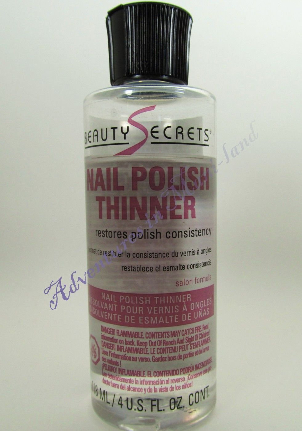 Nail Polish Thinner It S A Must Have For Thick Dried Out Goopy Don T Use Remover