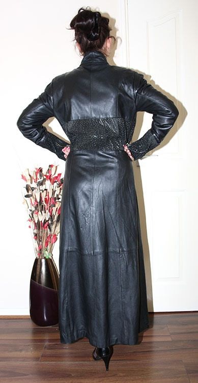 Alle Grossen Black Leather Mistress Dress Mac Flickr