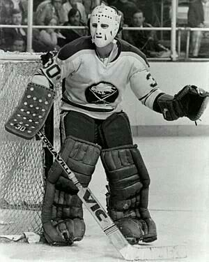 Norman Rocky Farr Buffalo Hockey Sabres Hockey Hockey Goalie