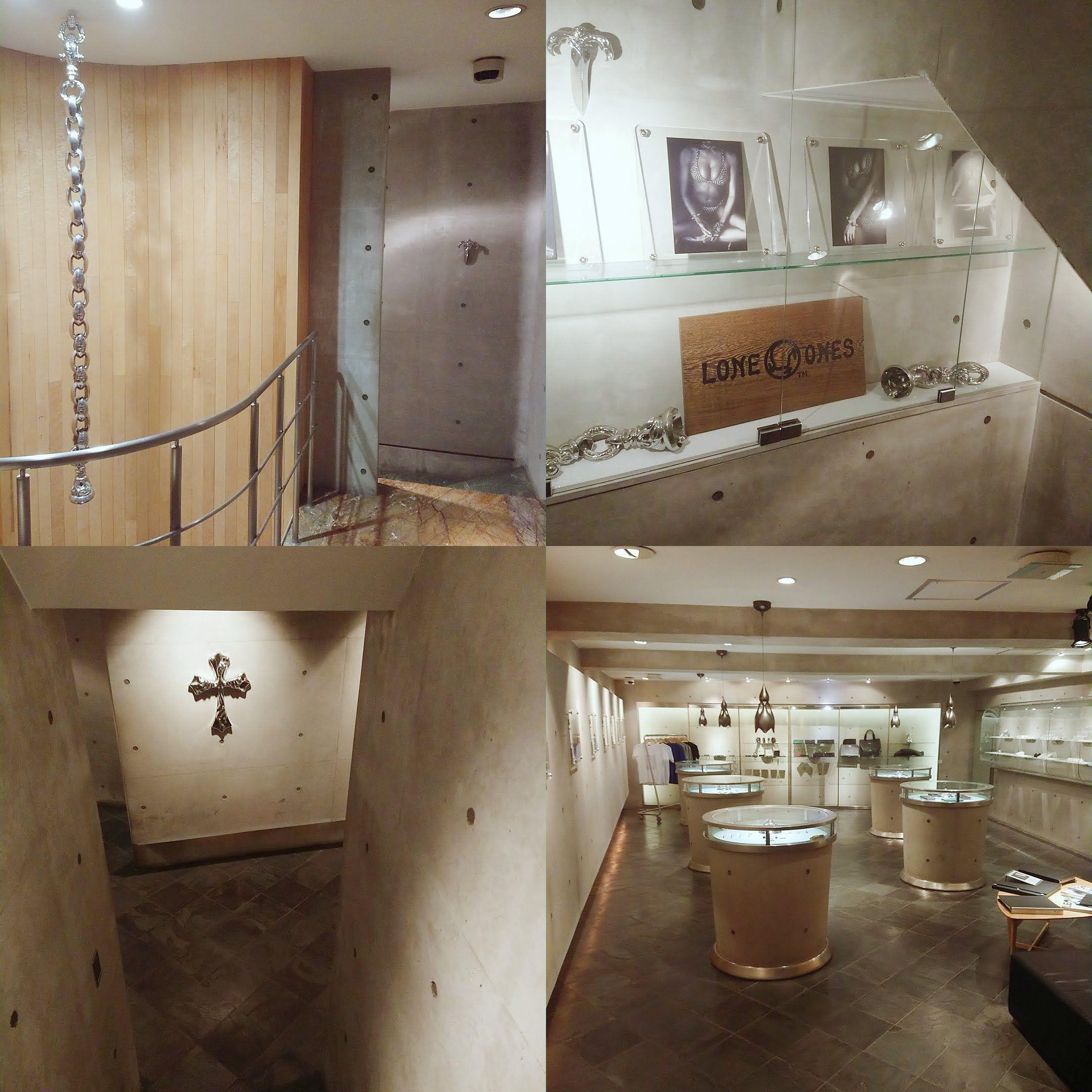 Loneones Aoyama Flagship Shop ロンワンズ青山 150 0001 東京