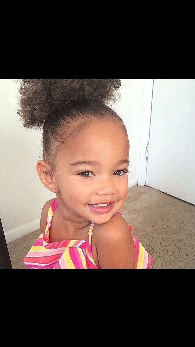 Cute lightskin girl