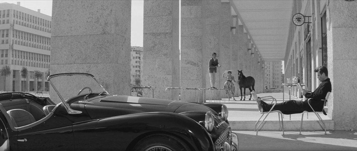 One. Perfect. Shot. @OnePerfectShot  19h19 hours ago  LA DOLCE VITA (1960) DoP: Otello Martelli | Dir: Federico Fellini