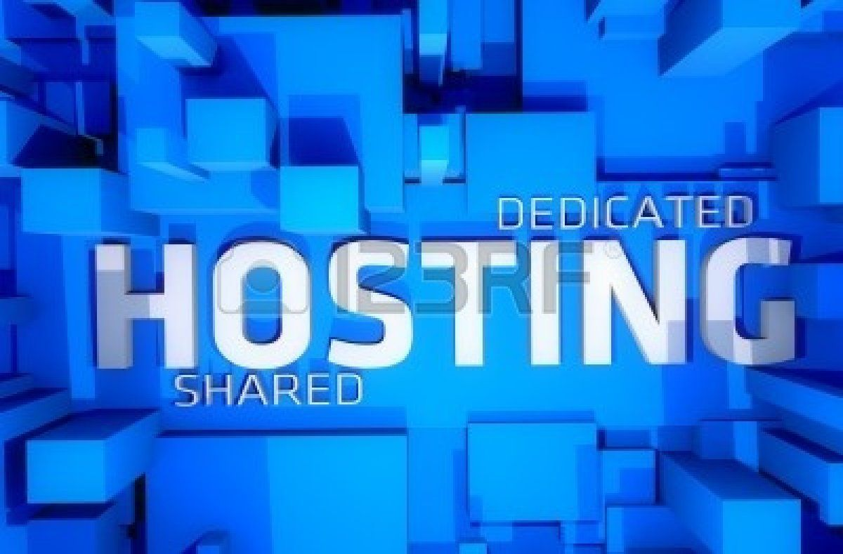 Dedicated or shared hosting? Read this before doing.. Just ...
