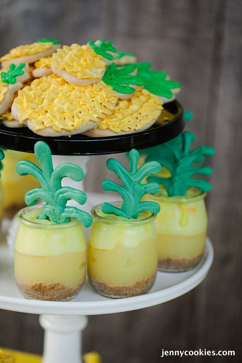 The TomKat Studio | Blog: Party Like a Pineapple...