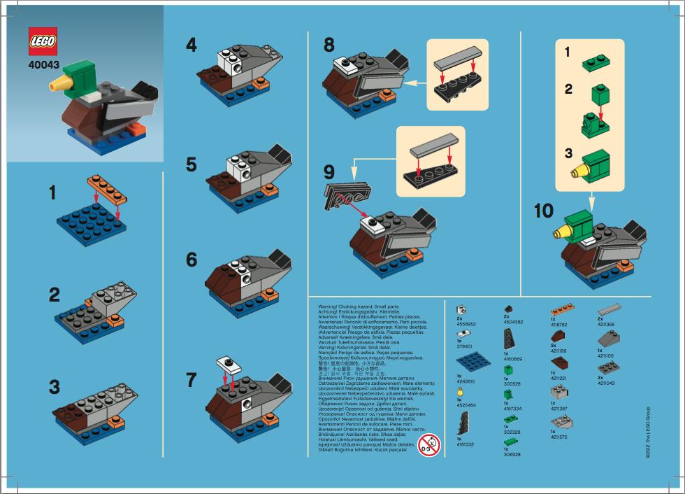 De Lego Juguetes Juguetes Instrucciones De Dh9ywei2 Instrucciones Lego Lego Dh9ywei2 lcFTKJ13