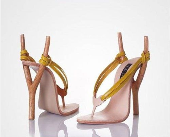 Top 20 Weird Shoes in The World