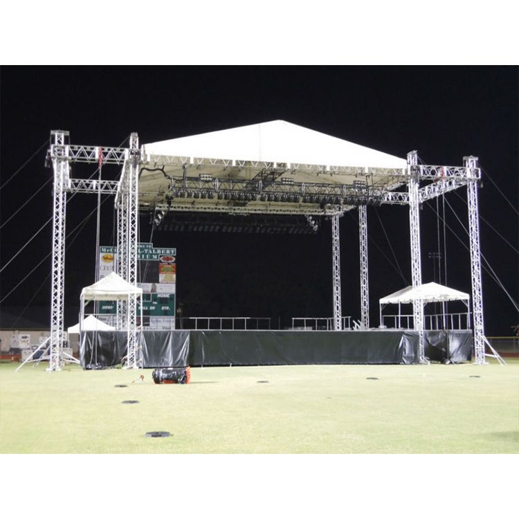Aluminium Music Stage Truss System From Shanghai Find Complete Details About Aluminium Music Stage Truss Syste Outdoor Stage Event Stage Concert Stage Design