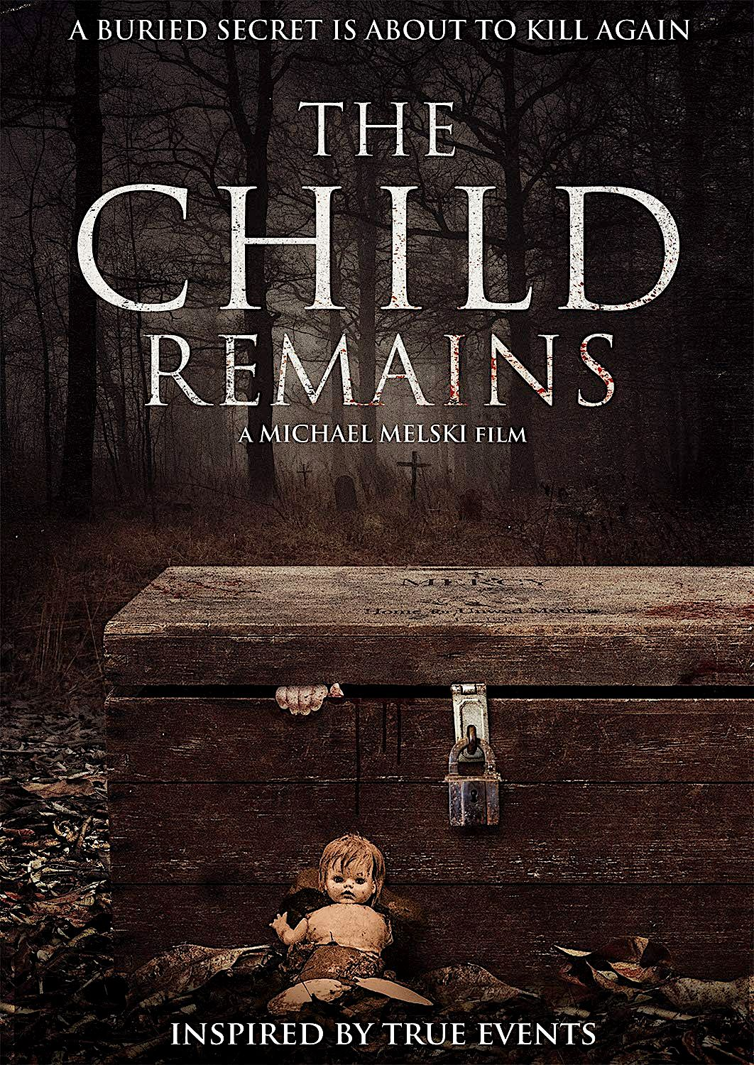 THE CHILD REMAINS DVD (UNCORK'D ENTERTAINMENT)