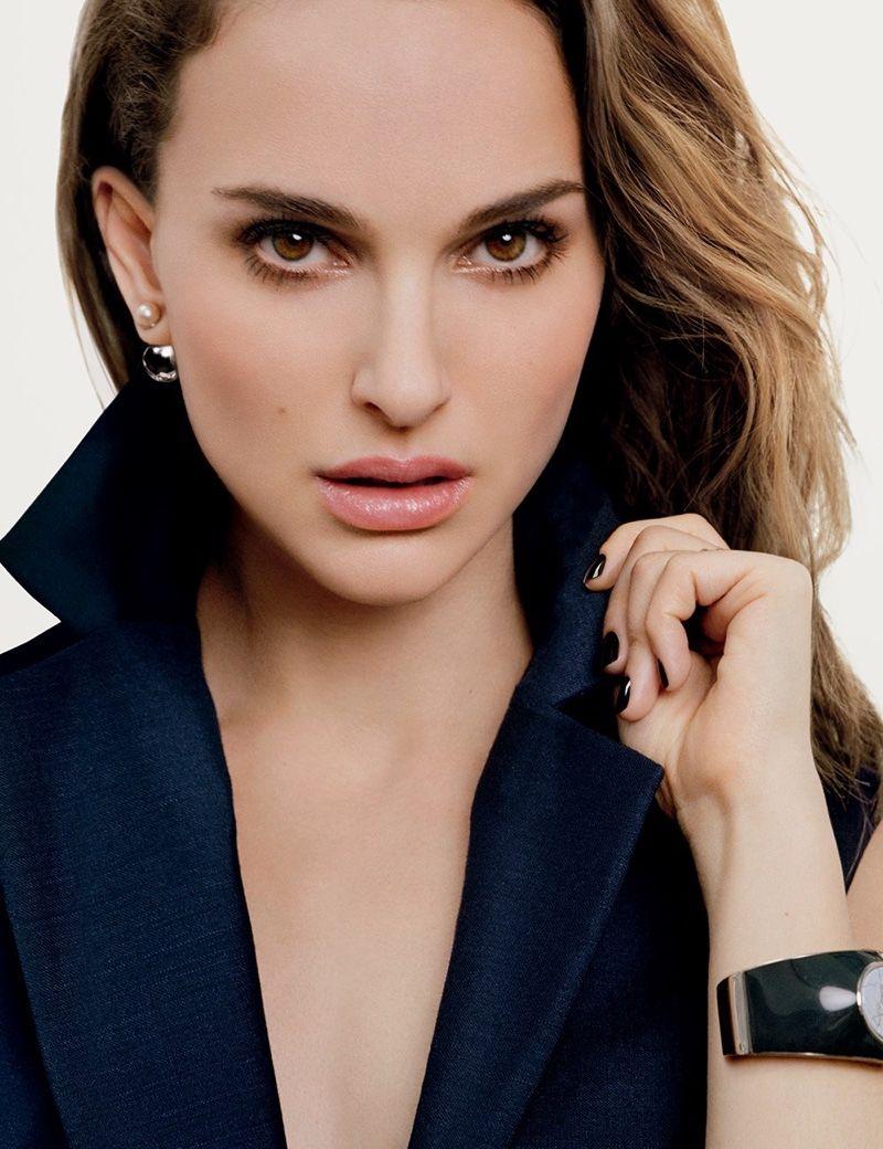 Natalie Portman Diorskin Forever Makeup Ad 2016 | Natalie ...