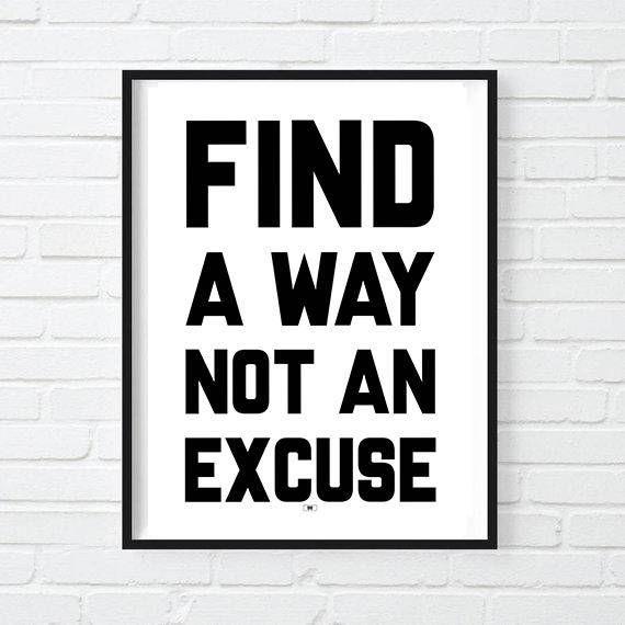 Motivational Poster Photo Print Motivation Inspiration Entrepreneur THINK BIG