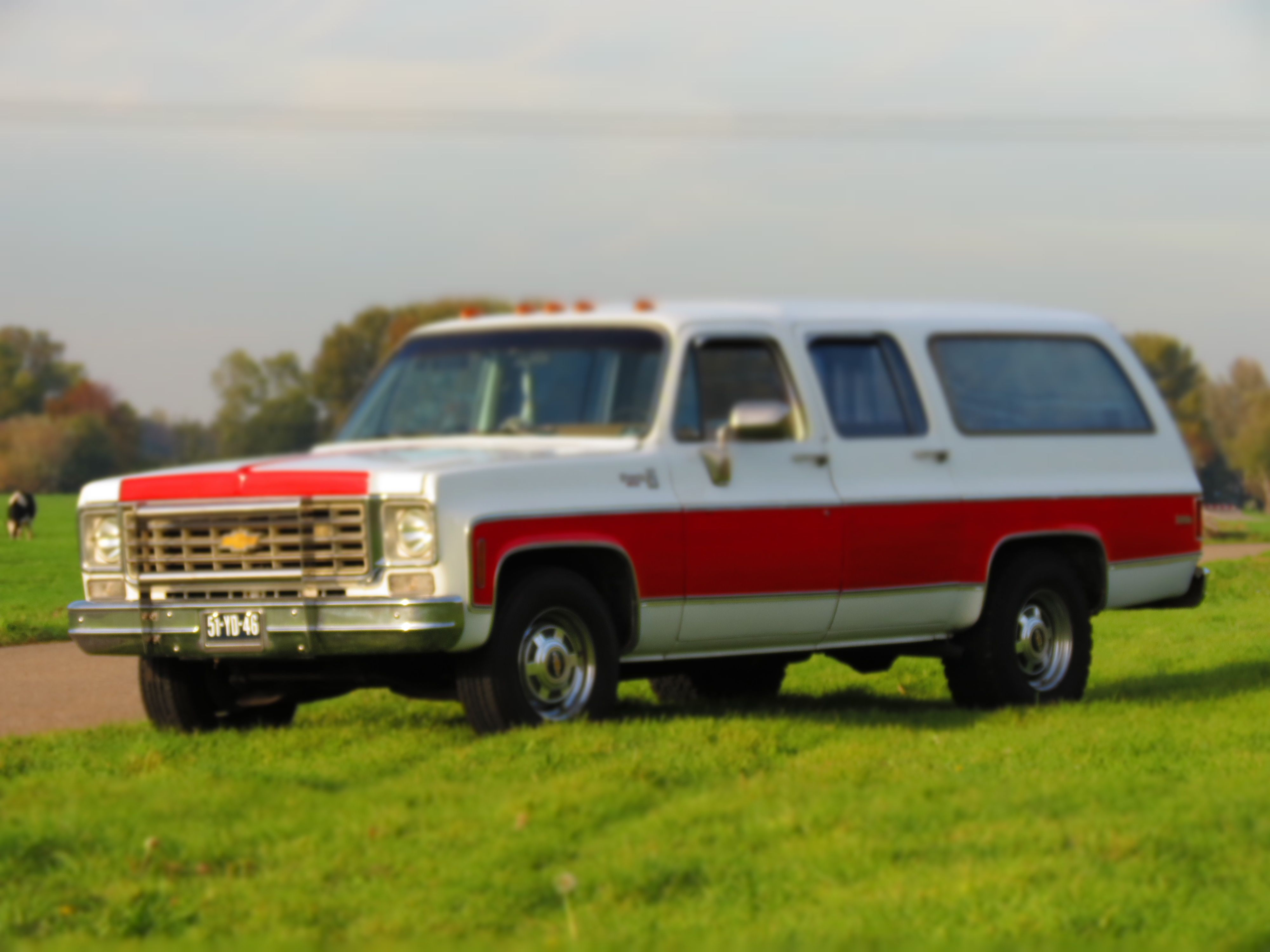 Chevrolet Suburban 1975 502 Engine 2018 Imported From California Usa To The Netherlands