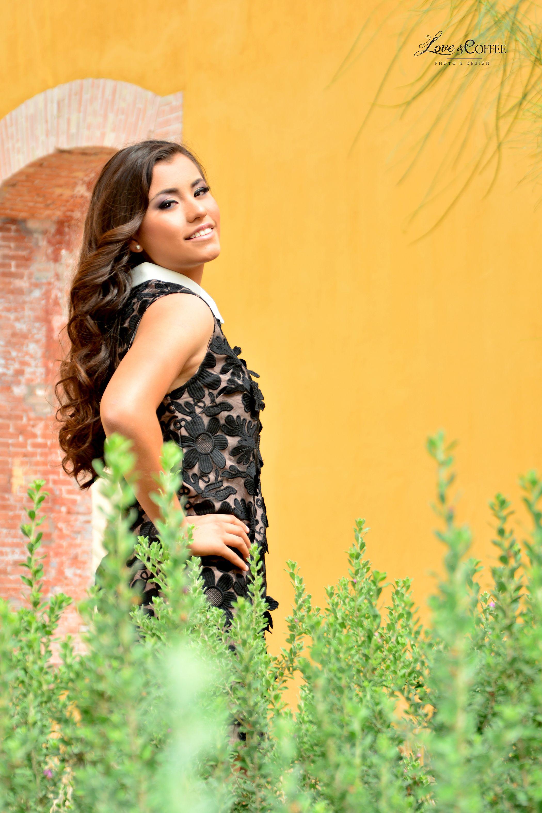 XV Daniela. Casual! #loveandcoffee #fotografia #xvaños