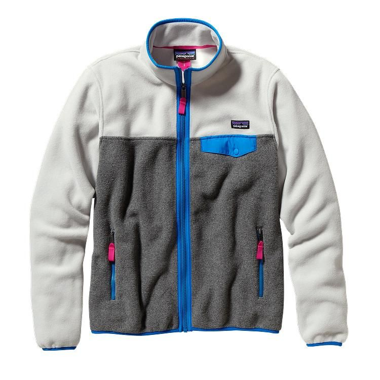Women's Full-Zip Snap-T® Fleece Jacket | Women's jackets, Fleece ...