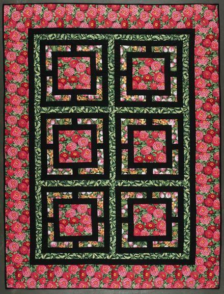Oriental Garden Quilt
