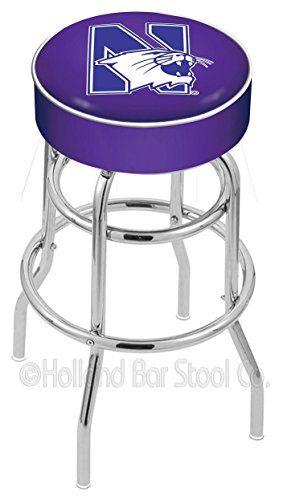 "Northwestern Wildcats L7C1 30"" Bar Stool HBS http://www.amazon.com/dp/B00BM8FL0I/ref=cm_sw_r_pi_dp_BsIBvb0T06C5N"