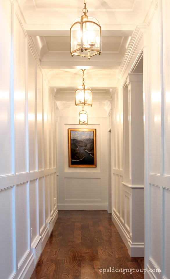 Opals favorite paint colors moulding benjamin moore and ceiling opals favorite paint colors hallway lightinghallway pendant aloadofball Choice Image