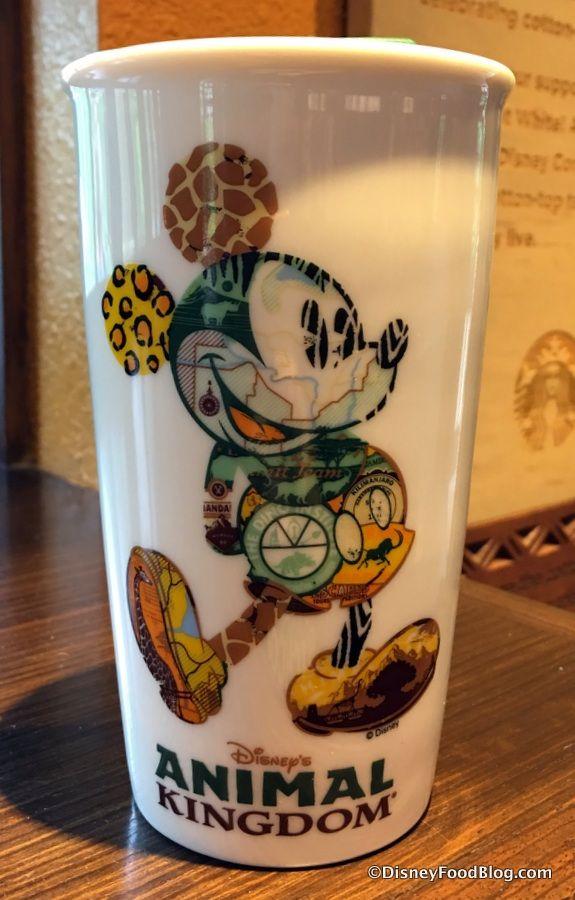 Starbucks Disney