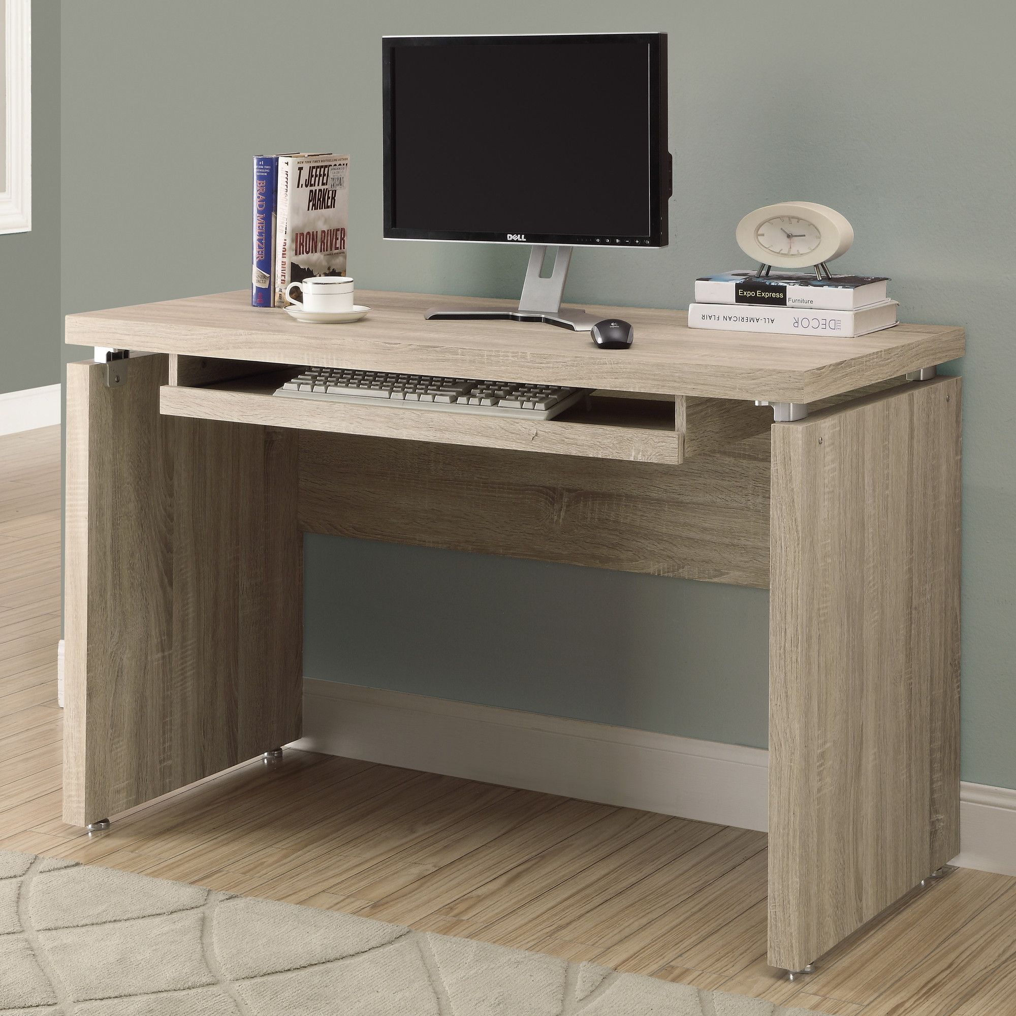 Monarch Specialties Inc. Computer Desk U0026 Reviews | Wayfair