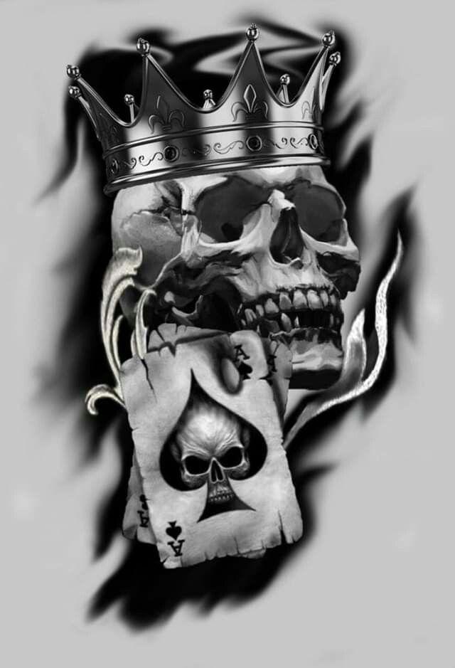 Pin By Lady Shady On Skulls More Skull Tattoo Design Tattoo Designs Skulls Drawing
