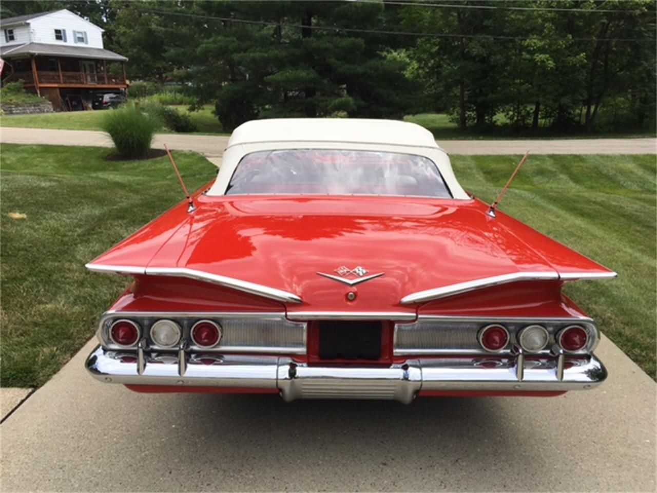 1956 chevrolet belair mjc classic cars pristine - 1960 Chevrolet Impala Ss 348 Ci V8 Tri Power 280 Hp