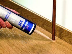 Sealing Laminate Floor Edges