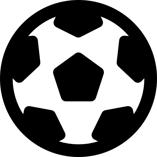 Soccer Ball With Pentagons Free Vector Icons Designed By Freepik Free Icons Soccer Vector Icon Design