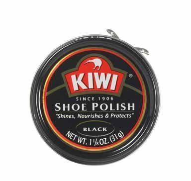 986875f6dfa17 Kiwi Black Shoe Polish, 1-1/8 oz. by SARA LEE H B C/KIWI. $4.29 ...