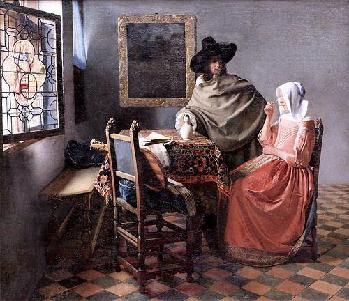 Img 3545 Johannes Or Jan Van Der Meer Said Vermeer From 1632 To 1675 Delft Glass Of Wine Vermeer Paintings Johannes Vermeer Vermeer