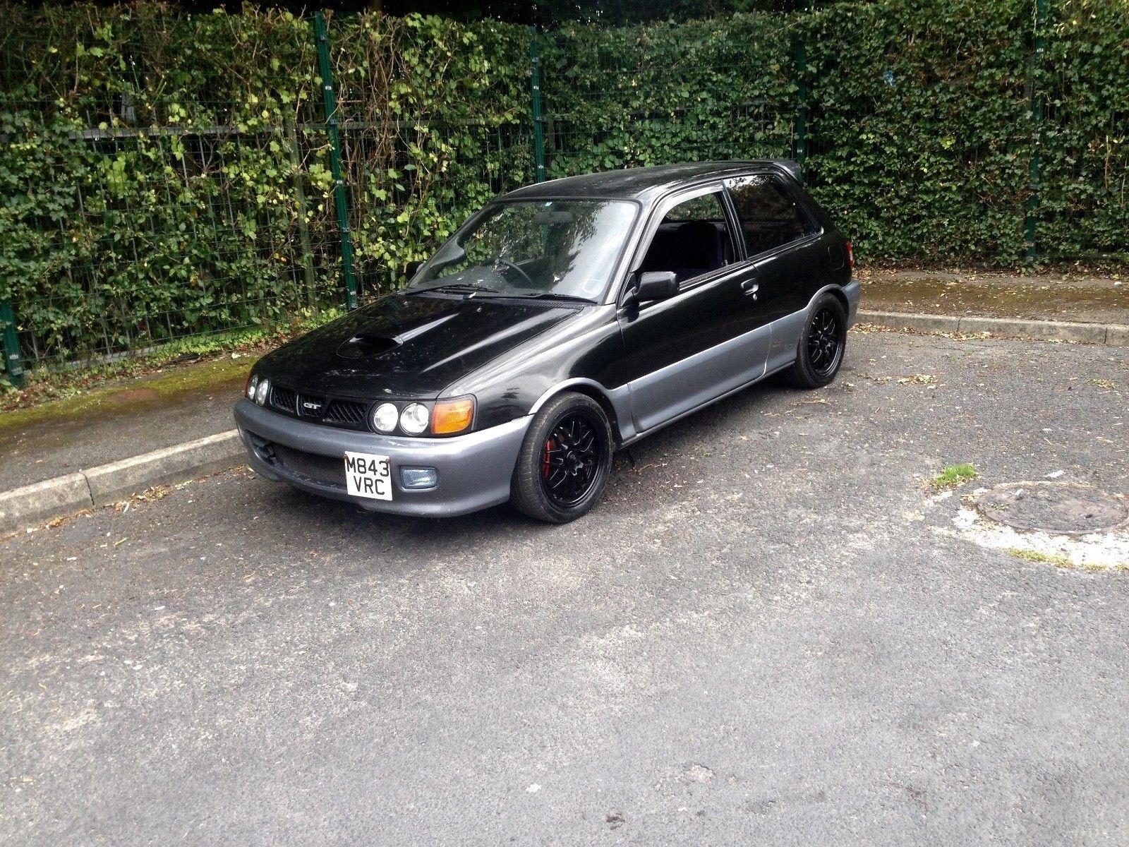 this starlet gt turbo advance manual mot till march 2018 not rh pinterest com Starlet GT Interior 1984 Toyota Starlet Front Bumper