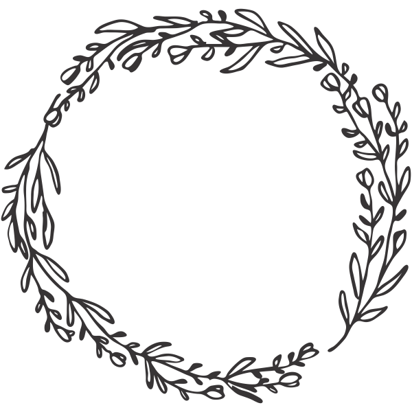 Olive Branches Wreath Stamp Olive Branch Wreath Wreath Drawing Olive Branch Tattoo