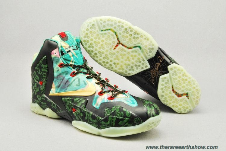 save off 73857 e8962 Nike LeBron 11 MVP by Lancer Customs Mens Shoes Online