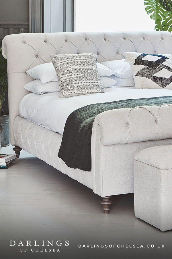 Upholstered Beds, Leather Corner