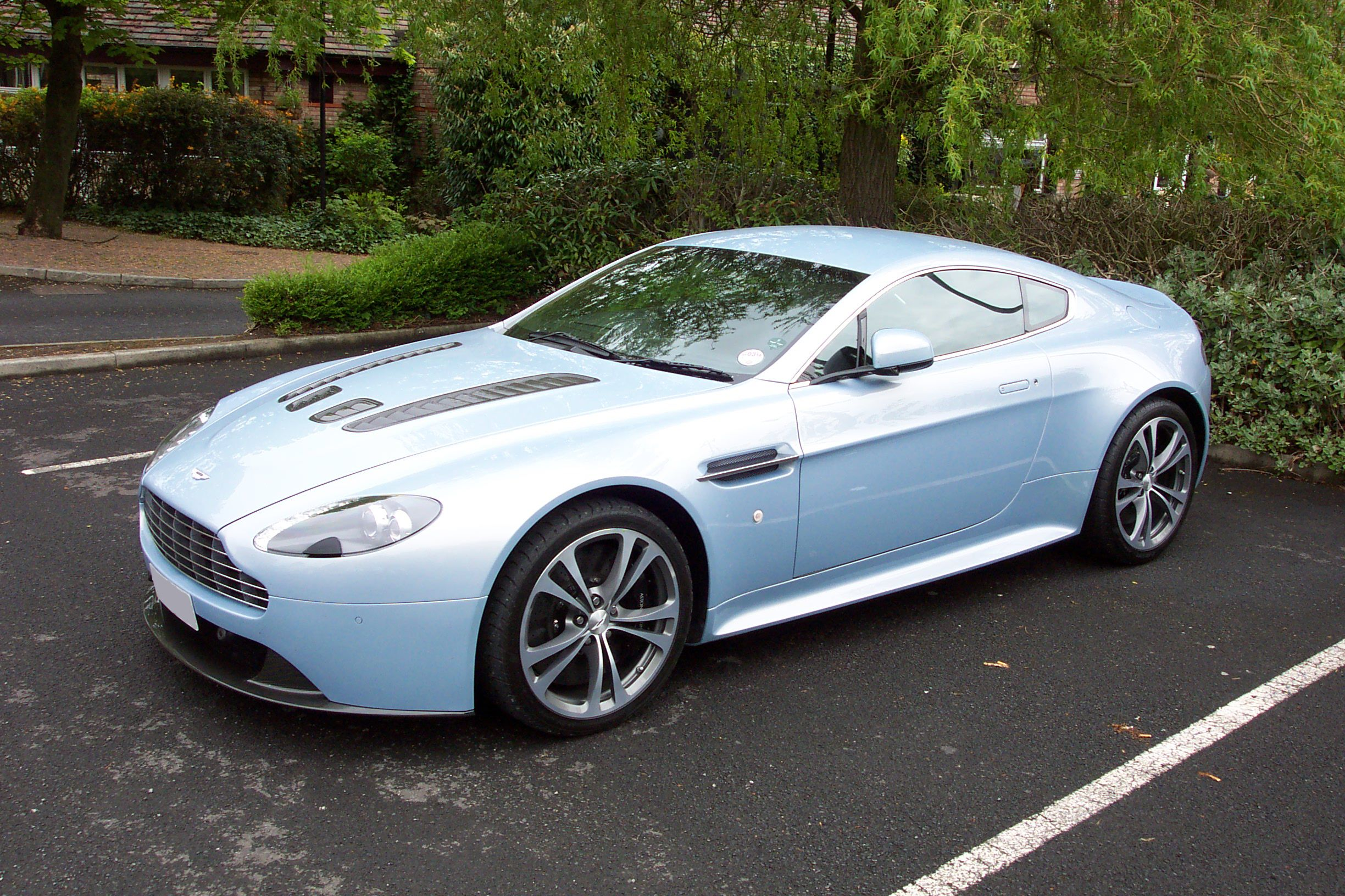 Aston Martin Centenary Meet with PSCM