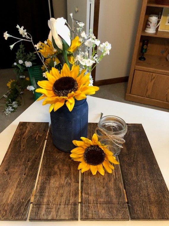 Sunflower Room Decor Ideas