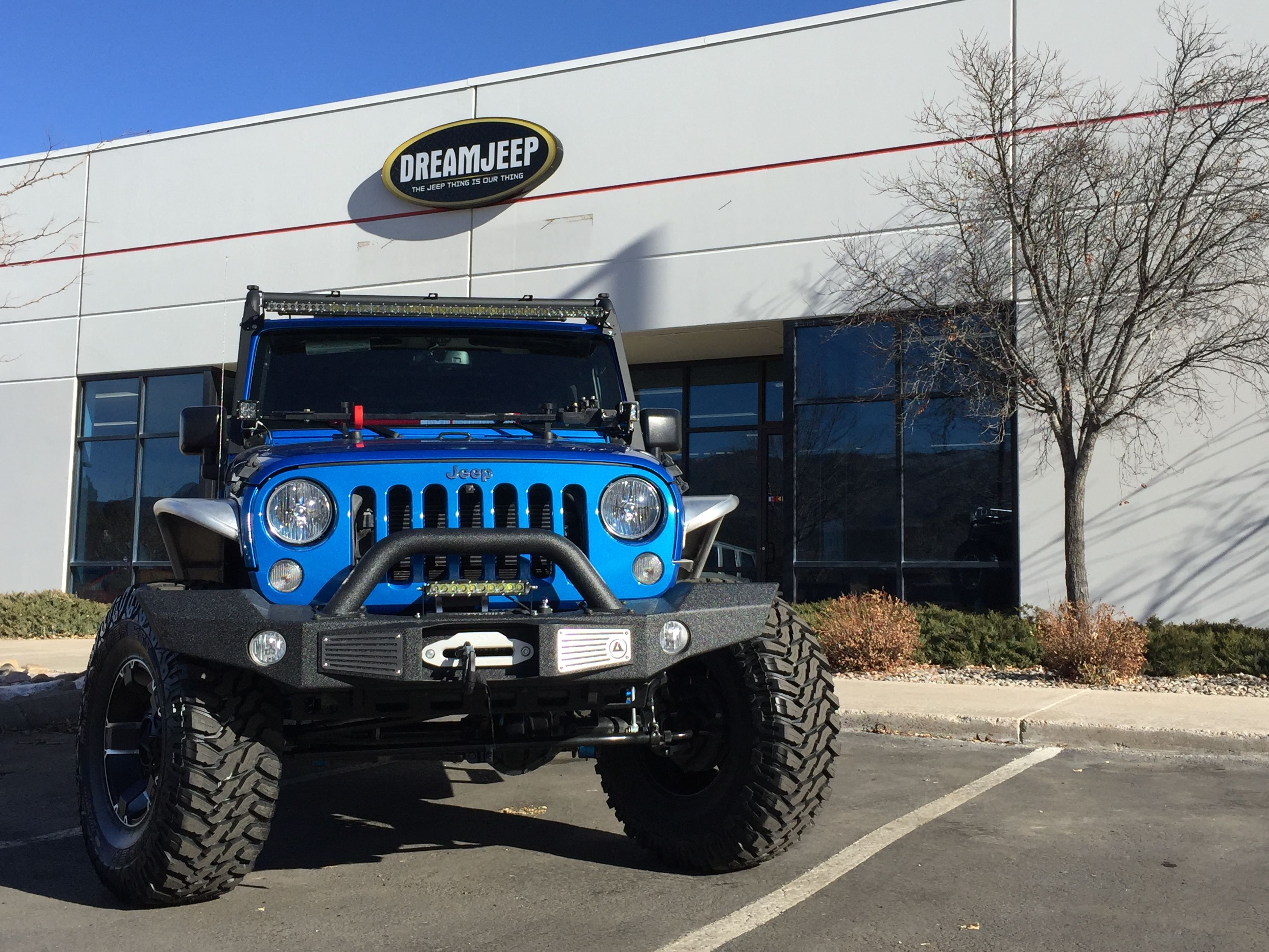 Dream Jeep in Colorado Springs CO We specialize in Jeep Wranglers