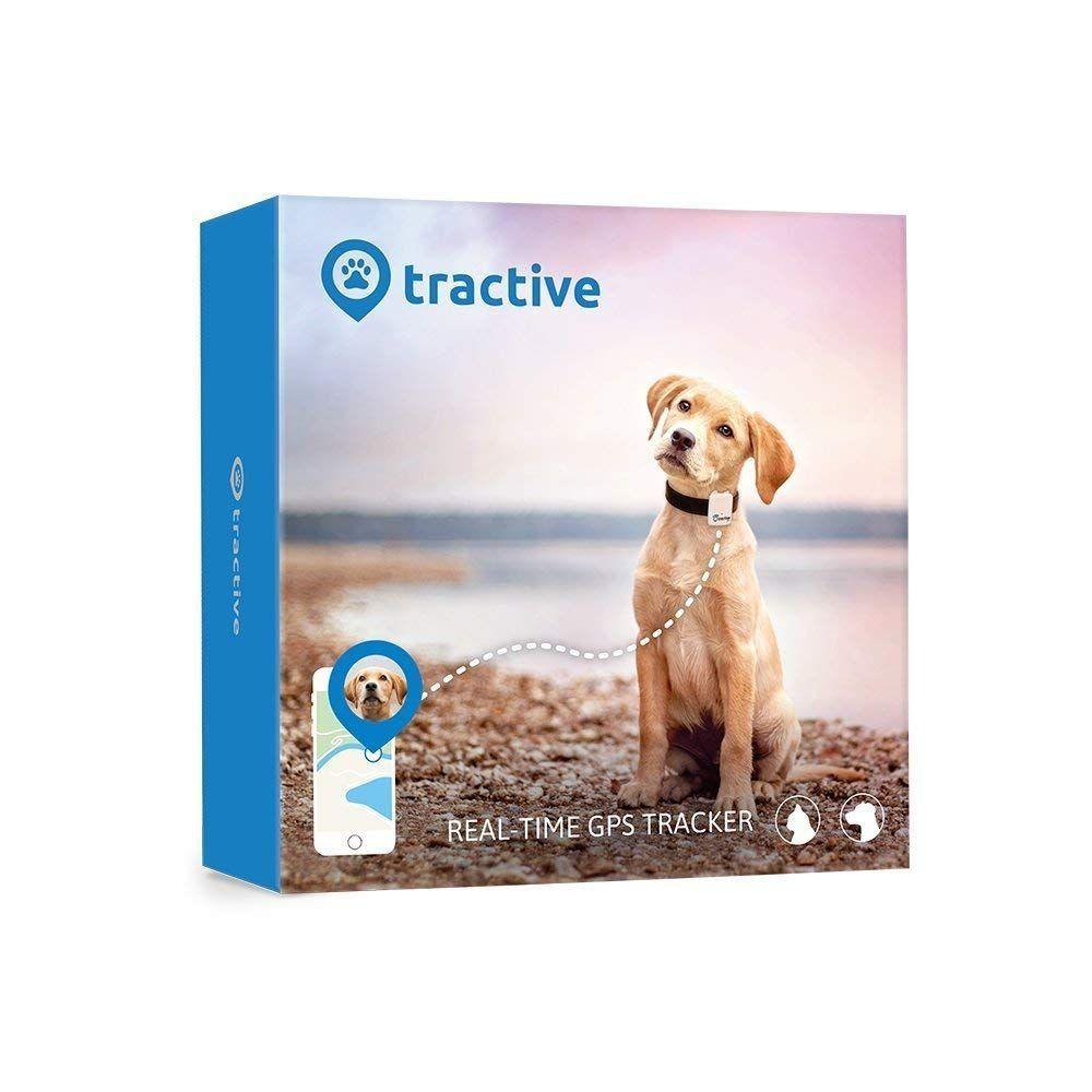 Tractive Gps Tracker Fur Hunde Leichter Und Wasserfester