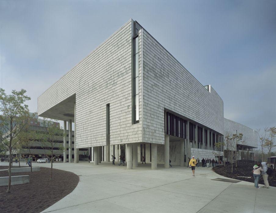 OSU School Of Architecture Mack Scoggin Merrill Elam Awesome Design