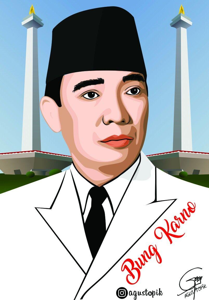 Gambar Tokoh Pahlawan Kemerdekaan Indonesia