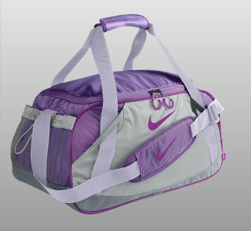 62cd1a1249216 Nike Varsity Girl 2.0 Medium Duffel Bag Sporttasche