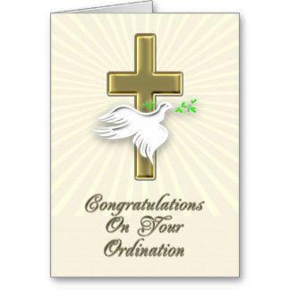 Priesthood ordination invitation cards